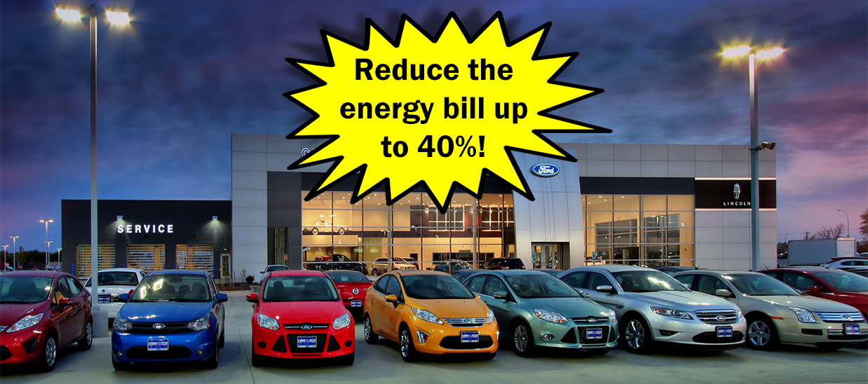 Auto Dealerships Hit Jackpot In Energy Savings