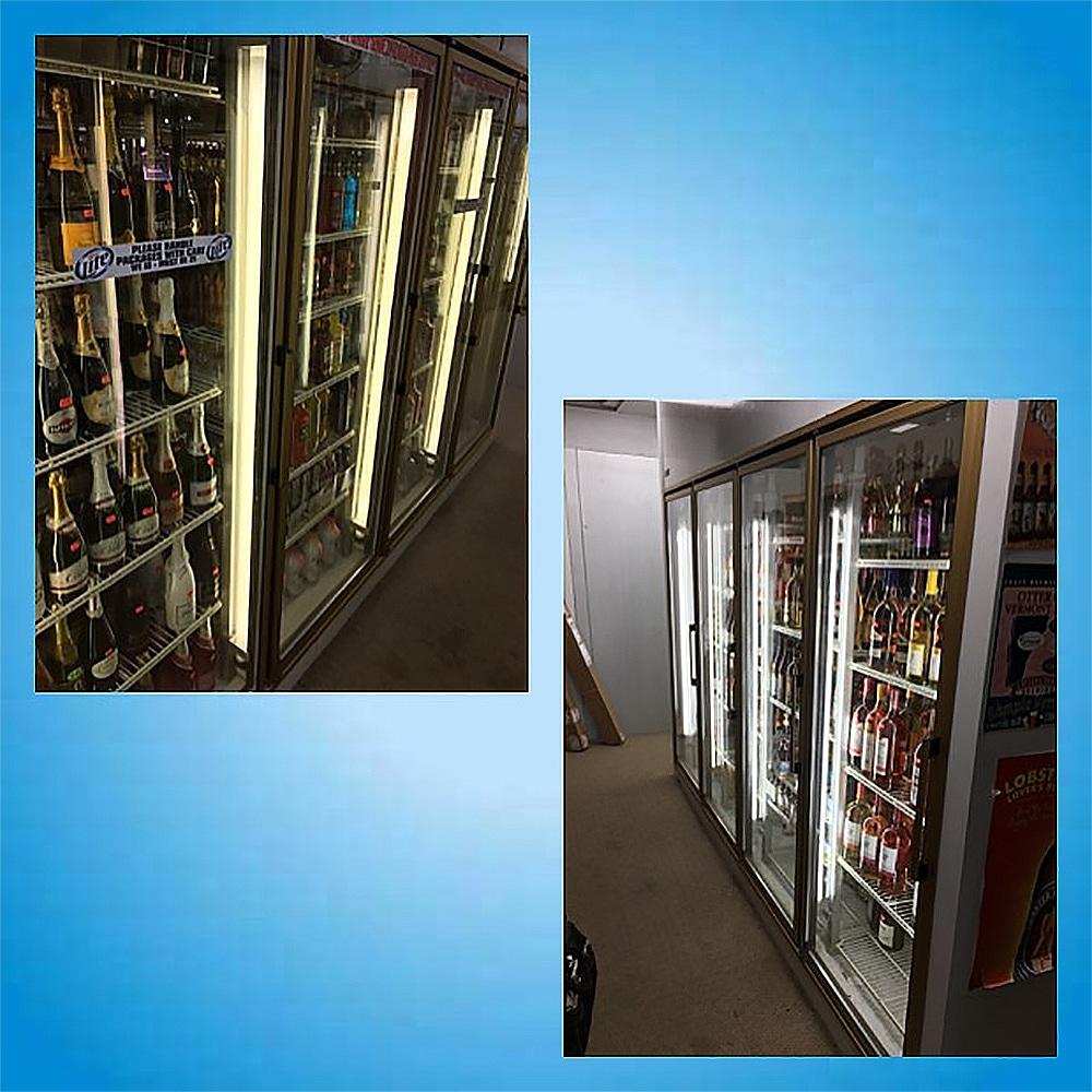 LED Refrigerator Tubes