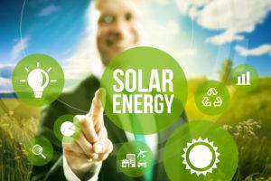 solar energy climate change