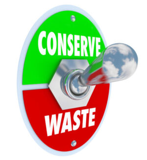 Energy conservation tips