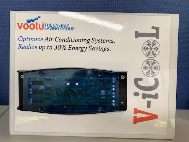 Air conditioning energy saving