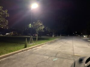 Westgate Baptist Church Tampa FL Solar LED Lighting